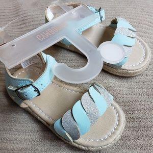 Nwt Gymboree Sandals Girls 5 New